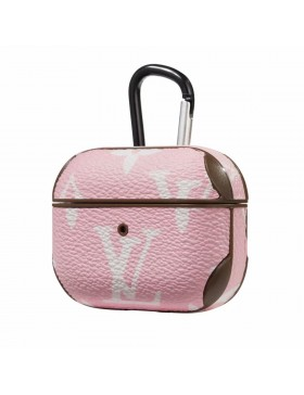 Louis Vuitton AirPods Pro Case Skin Protective Cover Monogram Pink