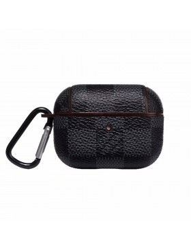 Louis Vuitton AirPods Pro Case Skin Charging Protective Cover Damier Graphite