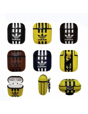 Sports Brand Adidas AirPods Case Protective Cover (5 Colors)