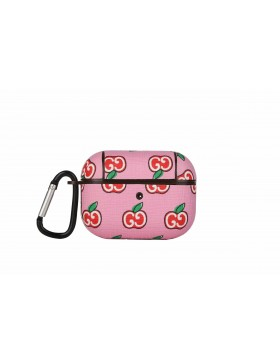 Gucci AirPods Pro Case Protective Cover GG Apple Pink