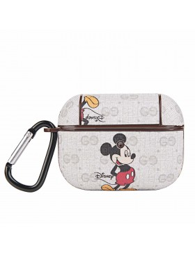 Gucci X Disney AirPods Pro & Air Pods Case Protective Cover White