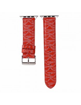 Michael Kors Apple Watch Band Strap Red