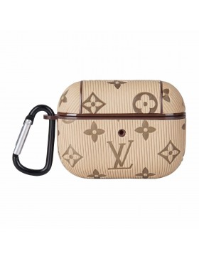 Louis Vuitton AirPods & AirPods Pro Case Skin Protective Cover Colorful Apricot