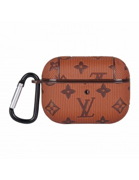 Louis Vuitton AirPods & AirPods Pro Case Skin Protective Cover Colorful Brown