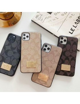 Coach iPhone Case Brand Shell Cover