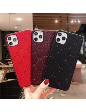 Gucci iPhone Case Embossing Cover
