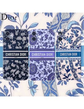 Christian Dior iPhone Case Palace Flower Back Cover