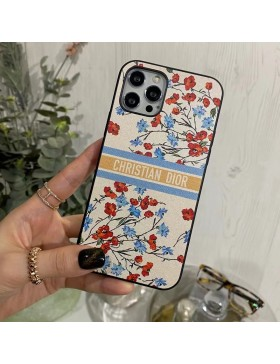 Chic Christian Dior iPhone Case Back Cover