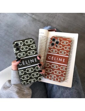 Celine iPhone 12 11 Pro Max xr xs x Case Full Protection Cover