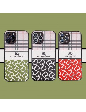 Burberry iPhone Case Paste Skin Cover