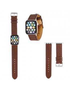 Prada Apple Watch Band Strap Brown With Connector