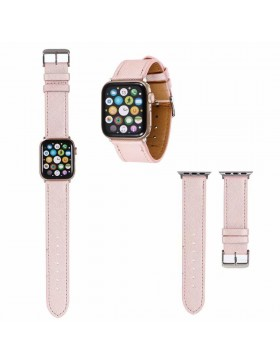 Prada Apple Watch Band Strap Rose Gold With Connector