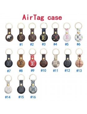 Burberry Louis Vuitton Gucci  Airtags Keychain Cases