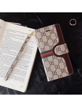 Gucci Galaxy S21 / S21 Plus / S21 Ultra Leather Wallet Case