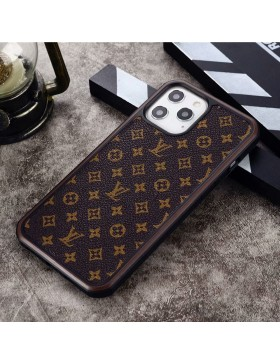 Louis Vuitton iPhone Case Hard Shell Cover Monogram Canvas Small