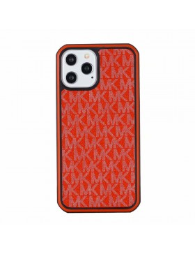 Michael Kors iPhone Case Hard Shell Cover Red