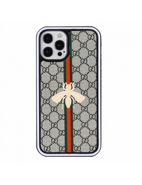 Gucci iPhone Case Hard Shell Cover Bee King