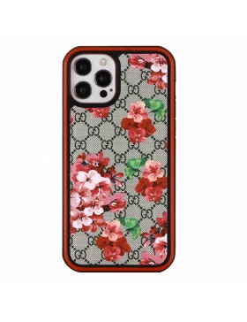 Gucci iPhone Case Hard Shell Cover Flower
