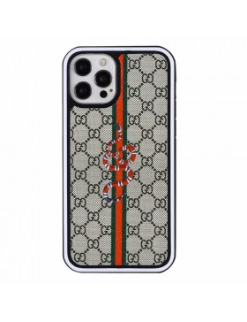 Gucci iPhone Case Hard Shell Cover Snake