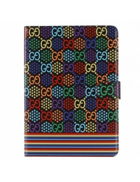 Gucci iPad Leather Case Stand Cover GG