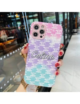 Celine iPhone 11 12 Pro Max XR XS Case Back Cover