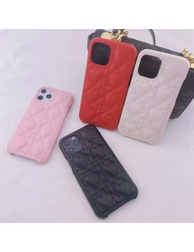 Christian Dior iPhone 7 to 13 Pro Max Case 3 Side Protective Cover